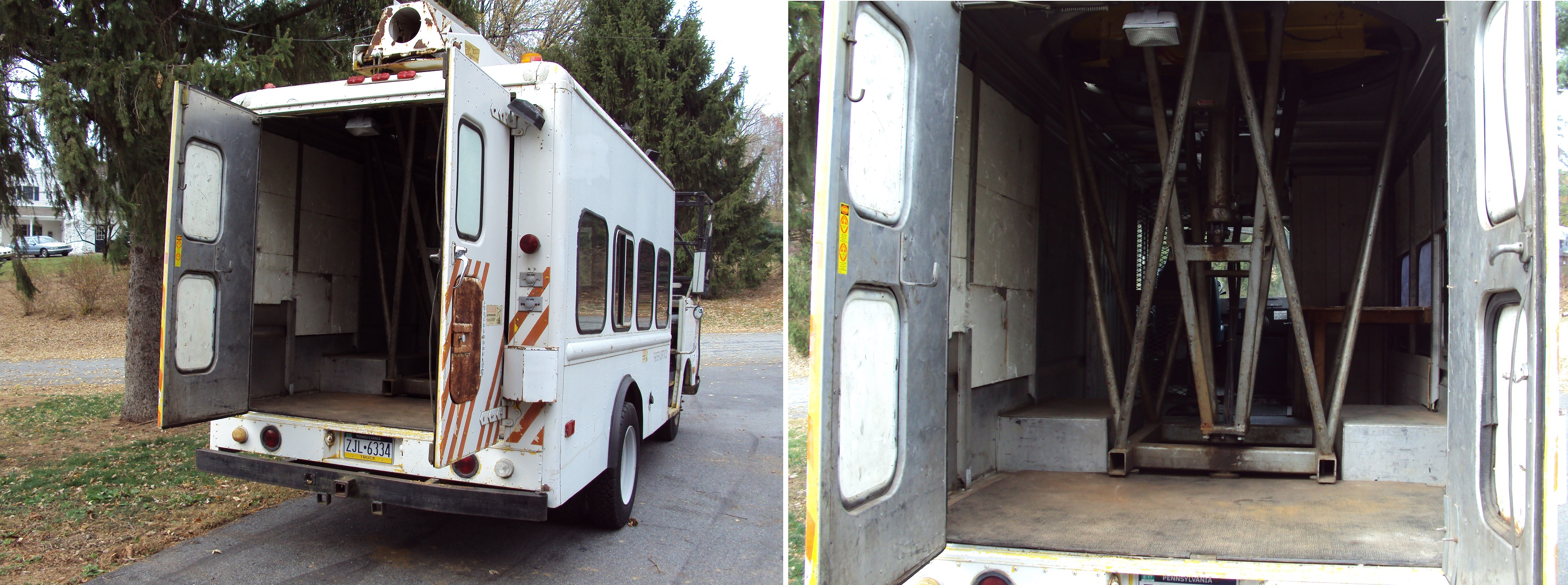 1974 Chevrolet Stepvan Bucket Truck