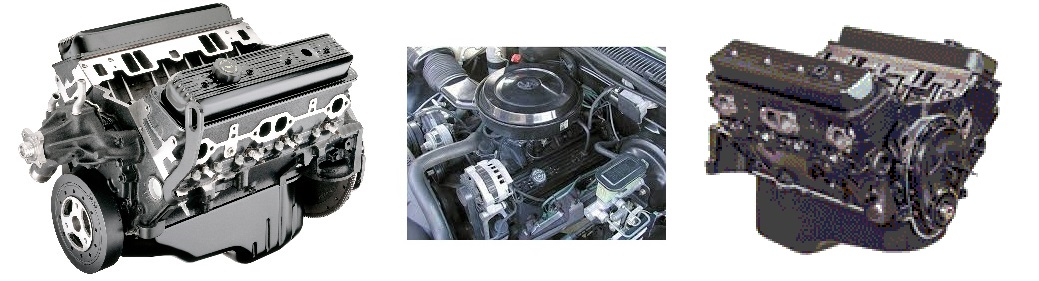 3500HD 5.7L engine
